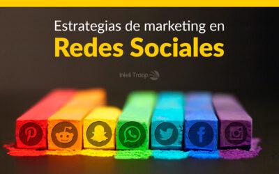 Marketing en redes sociales